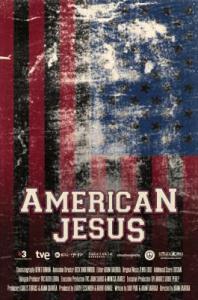 American Jesus - poster