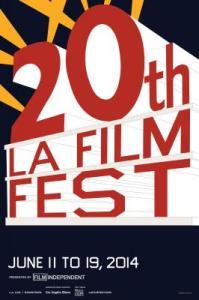 LAFF 2014 - anniv poster