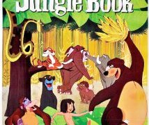 the jungle book - 1967 one sheet