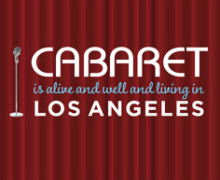 Cabaret is alive and well and living in LA - mini