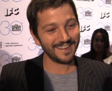 diego luna - 30th spirit awards noms