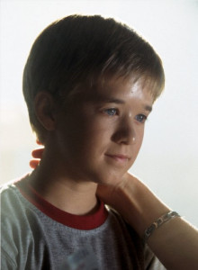 """Haley Joel Osment as """"David"""" in """"A.I. Artificial Intelligence"""""""