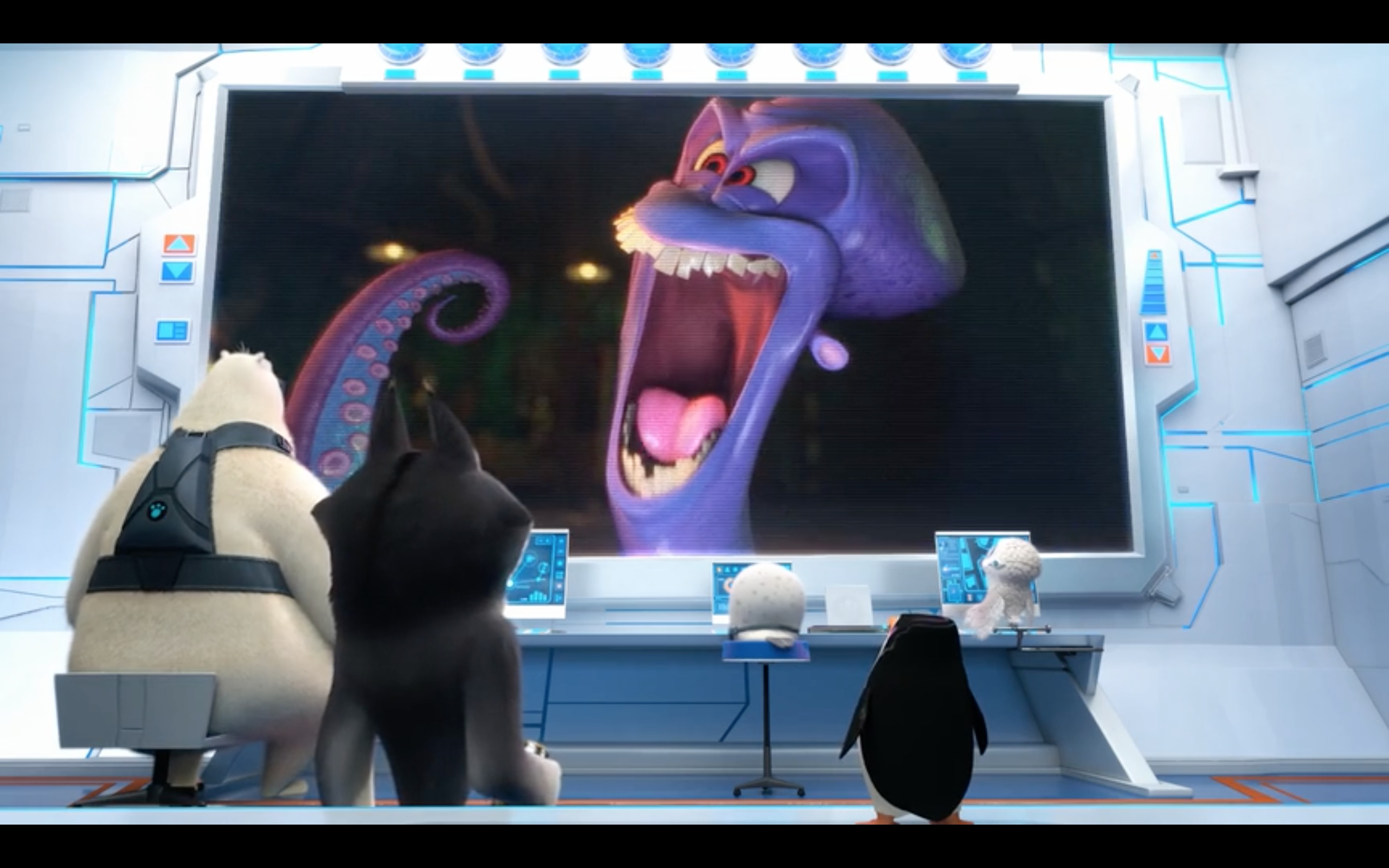 PENGUINS OF MADAGASCAR – Simply dibblicious! | Behind The