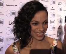 rosario dawson - 30th spirit award noms