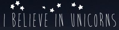 i believe in unicorns - banner