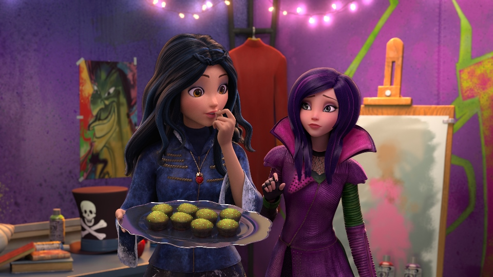 Disney Channel's New DESCENDANTS: WICKED WORLD Premieres September 18th! Check Out