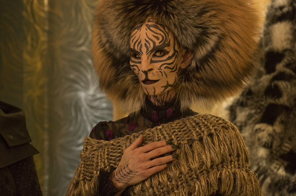The Hunger Games Mockingjay Part  Cat Lady