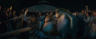 monster hunt - 3