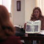 "Faye Dunaway as ""Diana Christensen in NETWORK (1976)"
