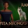 the jungle book - raksha