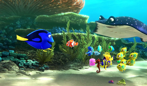 finding dory - adorable