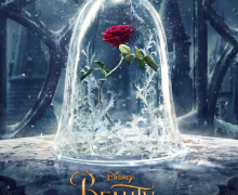 beauty and the beast - teaser one sheet