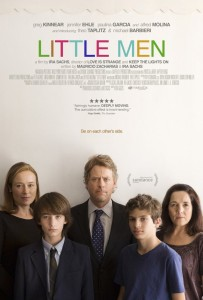 little men - one sheet