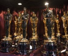 oscars 2017 - multiple statues