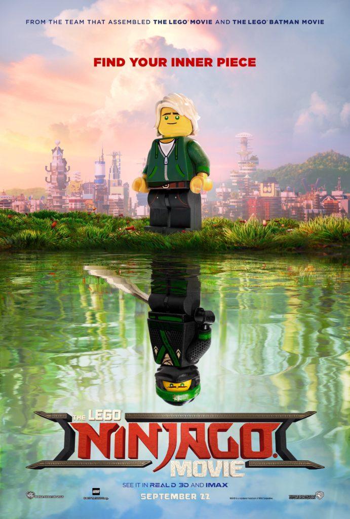 The LEGO NINJAGO Movie_Poster