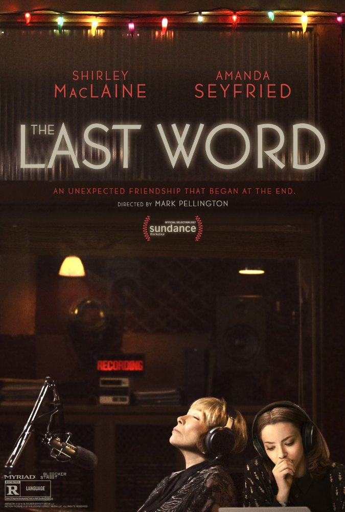 the last word - one sheet