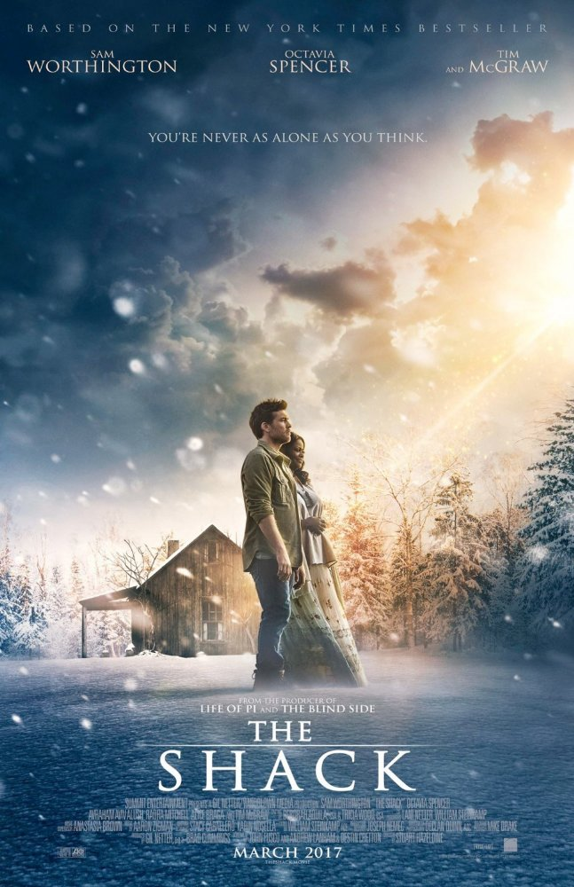the shack - one sheet