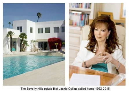 JACKIE COLLINS Estate Sale May 16 & May 17! | Behind The ...