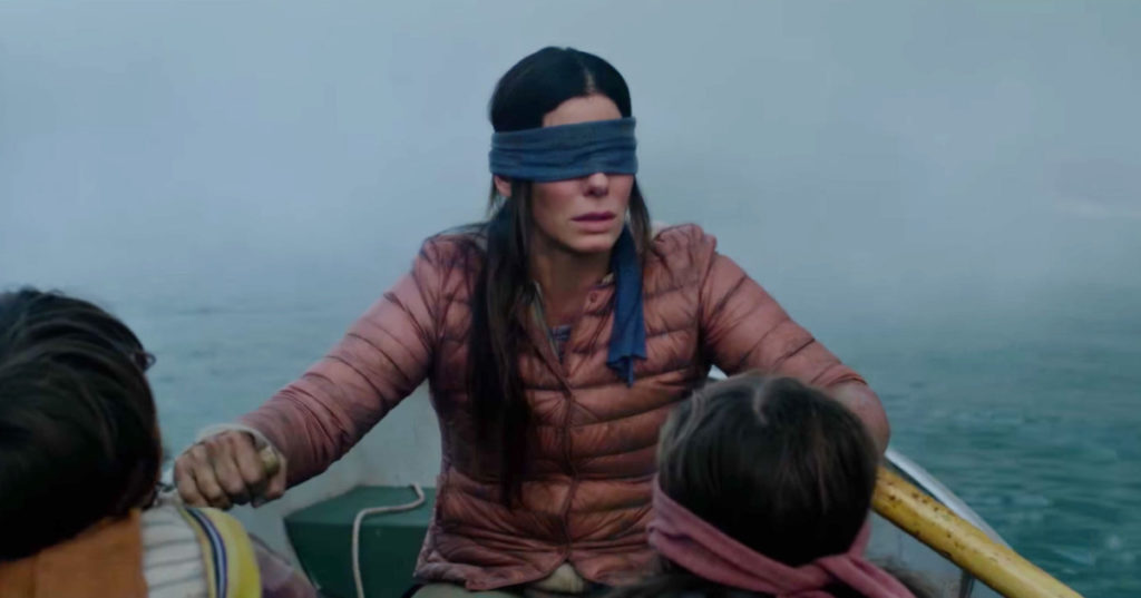 Bird Box Is Fascinating And Frightening You Cannot Look Away