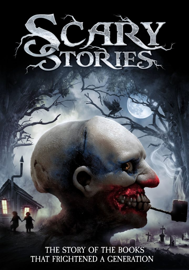 SCARY STORIES is insightful, fascinating, and entertaining