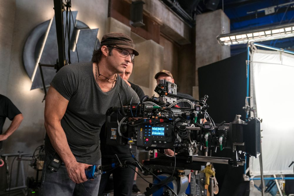 Robert Rodriguez Goes In Depth Talking We Can Be Heroes Exclusive Interview Behind The Lens