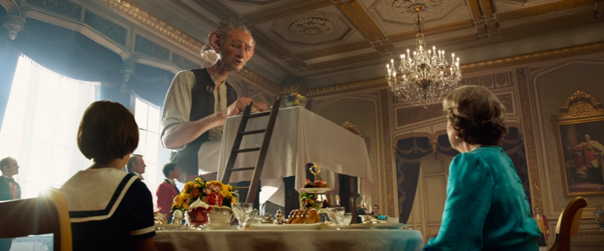 Are you ready for THE BFG's scrumdiddlyumptious breakfast at ...