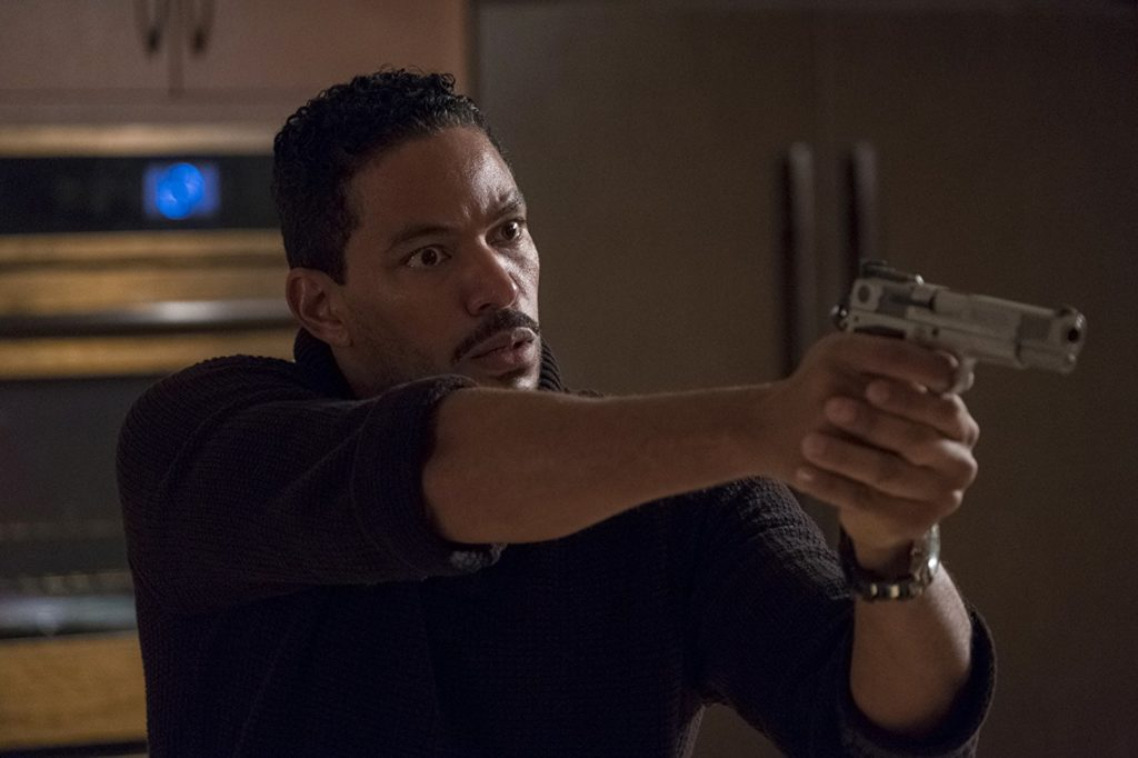 LAZ ALONSO stops traffic with his performance in TRAFFIK – Exclusive Interview